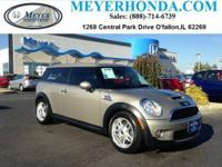 This 2009 MINI Cooper Clubman is offered to you for