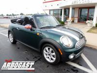 Clean CARFAX Report! This terrific-looking 2009 Mini