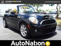 2009 MINI Cooper Convertible Our Location is: