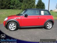 Descripción 2009 MINI Cooper Hardtop Front Wheel Drive,