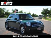 This 2009 MINI Cooper Hardtop is offered to you for
