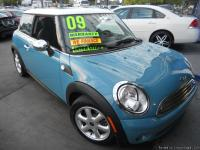 Make: MINI Year / Model: 2009 Cooper Hardtop Exterior: