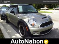 CLEAN CARFAX! MANUAL TRANSMISSION! GOOD MINI CAR WITH
