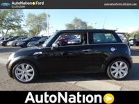 COME CHECK OUT THIS SWEET COOPER WITH DUAL SUNROOFS AND