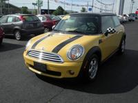 Options Included: N/AThis 2009 MINI Cooper is priced to