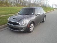 I have for sale a 2009 Mini Cooper S 1.6 L 4-cylinder ,