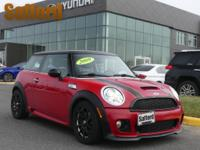 1 Owner Clean Carfax! MINI Cooper S Manual