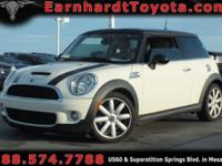 We are happy to offer you this *1-OWNER 2009 MINI