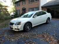 RARE LOW MILEAGE ONE OWNER 2009 GALANT SPORT EDITION 4