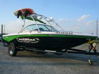 2009 Moomba Outback with Indmar 340 HP MPI Direct Drive