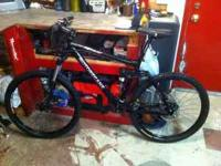 Selling my 2009 Motobecane Fantom Comp DS. Bike is in