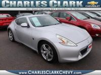 It doesn't get much better than this 2009 Nissan 370Z