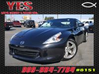 Options:  2009 Nissan 370Z Touring|**Internet Price**