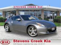 Options:  2009 Nissan 370Z Touring Coupe|Blue|V6 3.7