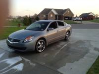 I have a 2009 Nissan Altima 2.5 S available just. It's
