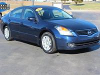 Clean CARFAX. CARFAX One-Owner. This 2009 Nissan Altima