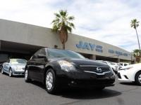 Options:  2009 Nissan Altima 4Dr Sdn I4 Cvt 2.5