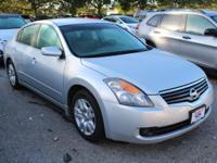 **CLEAN CARFAX** and **LOCAL TRADE**. 4D Sedan, 2.5L I4