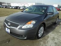 Exterior Color: gray, Body: Sedan, Engine: 2.5L I4 16V
