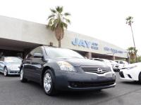 Options:  2009 Nissan Altima 4Dr Sdn Cvt 2.5
