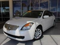Altima 2.5 S, ABS brakes, Illuminated entry, Low tire