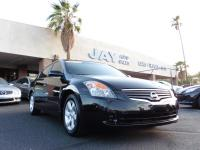 Options:  2009 Nissan Altima 4Dr Sdn I4 Cvt 2.5