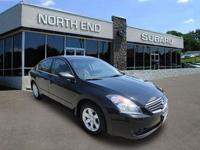North End is honored to offer this 2009 Nissan Altima