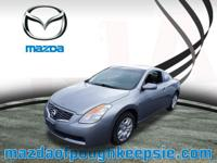 Exterior Color: precision gray, Body: 2 Dr Coupe,