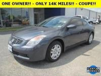 * ONE OWNER!! * -- * ONLY 14K MILES!!! * -- LOOK AT