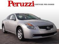 ALTIMA CPE!!! LEATHER/// SUNROOF//// ALLOY WHEELS////