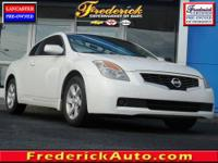 Altima 2.5 S, 2D Coupe, CVT with Xtronic, Charcoal