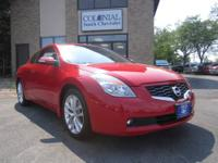This is a Code Red victory red that is!!!This Altima