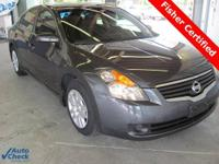 One Owner 2009 Nissan Altima 2.5S ** 4 Nearly New Tires