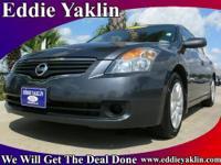 2009 Nissan Altima 4dr Car 2.5 Our Location is: Eddie