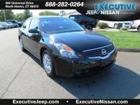 Nissan Certified, CVT, ABS brakes, Low tire pressure