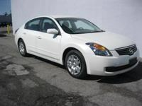 Altima 2.5 S, 2.5 L I4 SMPI DOHC, Clean Automobile Fax