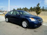 2009 NISSAN Altima Contact our dealership's Internet