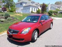 Make:  Nissan Model:  Altima Year: