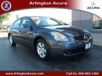 2009 Nissan Altima 2.5 SL, Precision Gray