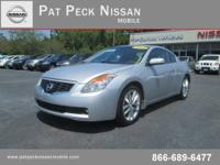 Pat Peck Nissan Mobile presents this 2009 NISSAN ALTIMA