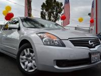 2009 NISSAN ALTIMA @@ SUPER CLEAN @@ ONE OF THE NICEST