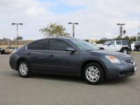 Step into the 2009 Nissan Altima! A great car and a