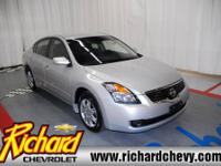 2009 Nissan Altima Sedan 2.5 S Our Location is: Richard