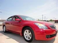 THIS 2009 NISSAN ALTIMA 2.5 SL JUST CAME IN. THIS 2.5L