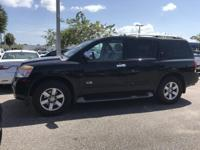 One Owner! Clean CarFax! This 2009 Nissan Armada in