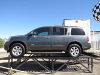 Options:  2009 Nissan Armada Se|Cash Price Only Plus