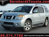 We are happy to offer you this 2009 Nissan Armada SE