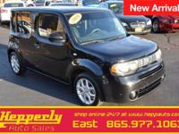 2009 Nissan Cube 29/24 Highway/City MPG Carfax