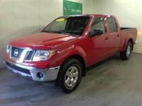 Truck buyers, check out this Frontier! Great value for