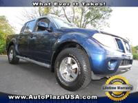 Be sure to take a look at this 2009 Nissan Frontier,